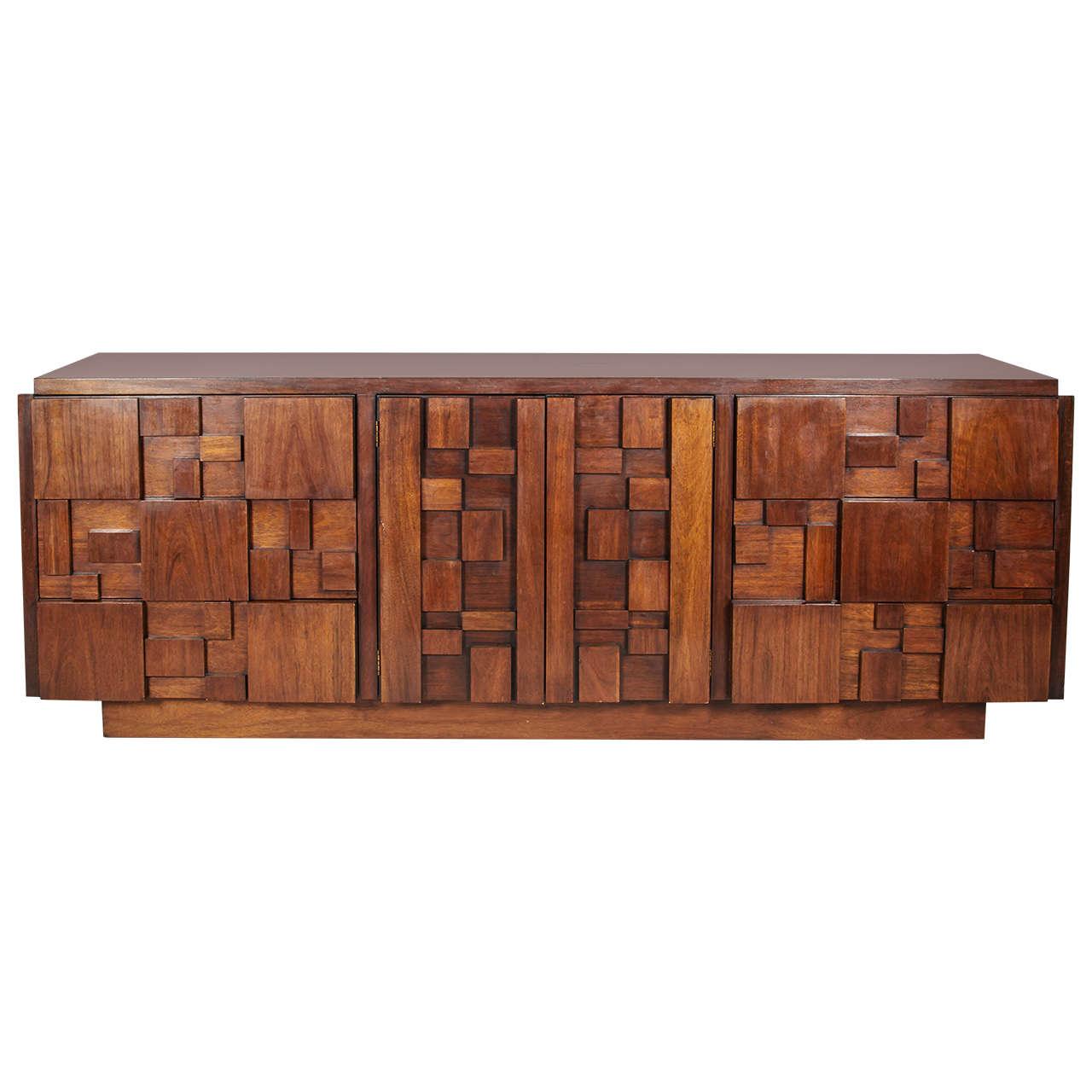 Lane Furniture Bedroom Sets Lane Brutalist Furniture Storage Cabinets Collectibles More