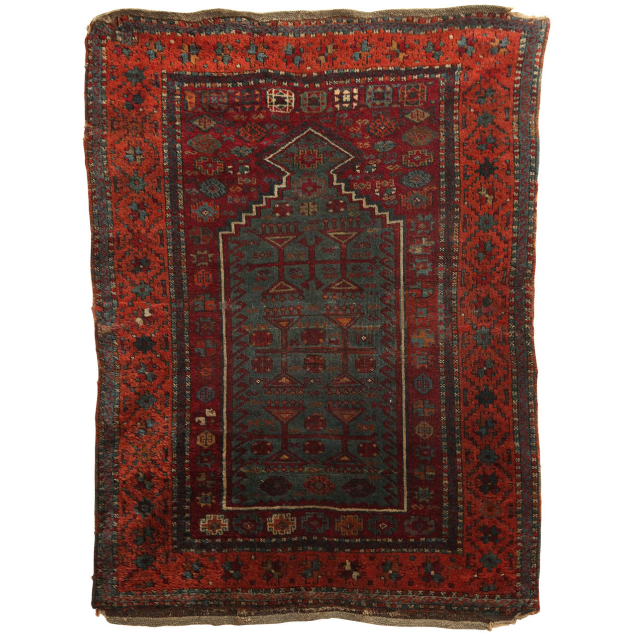 Antique Turkish Yoruk Rug For Sale At 1stdibs