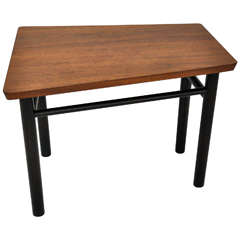 Dunbar Angular End Table by Edward Wormley