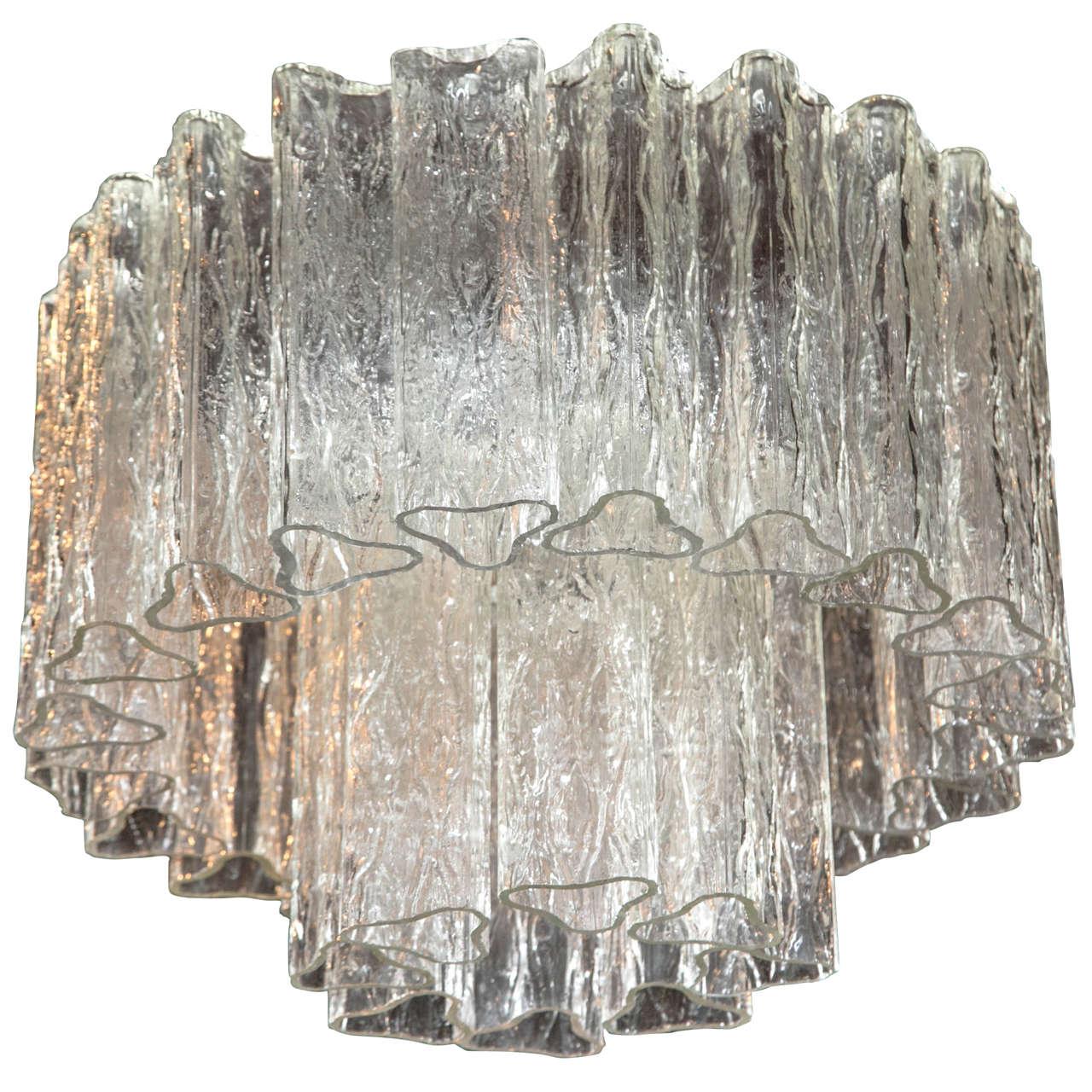 Large tronchi venini chandelier for sale at 1stdibs large tronchi venini chandelier for sale aloadofball Images