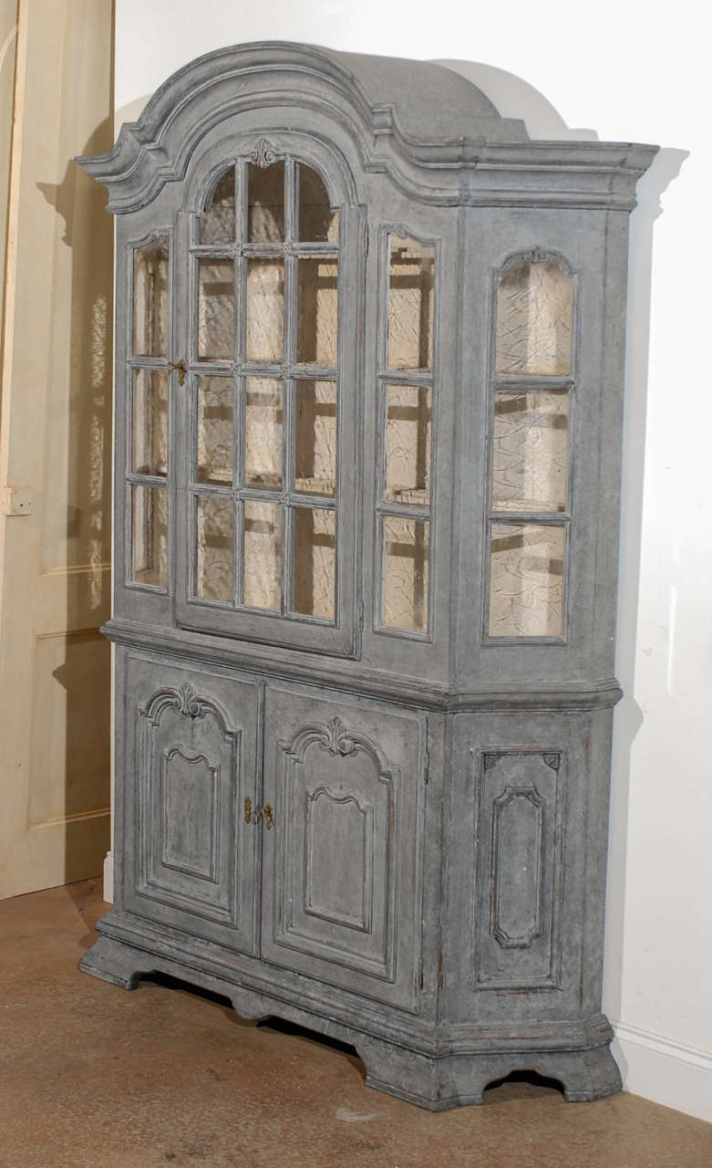paint patina grey paris after china and before cabinet hutch