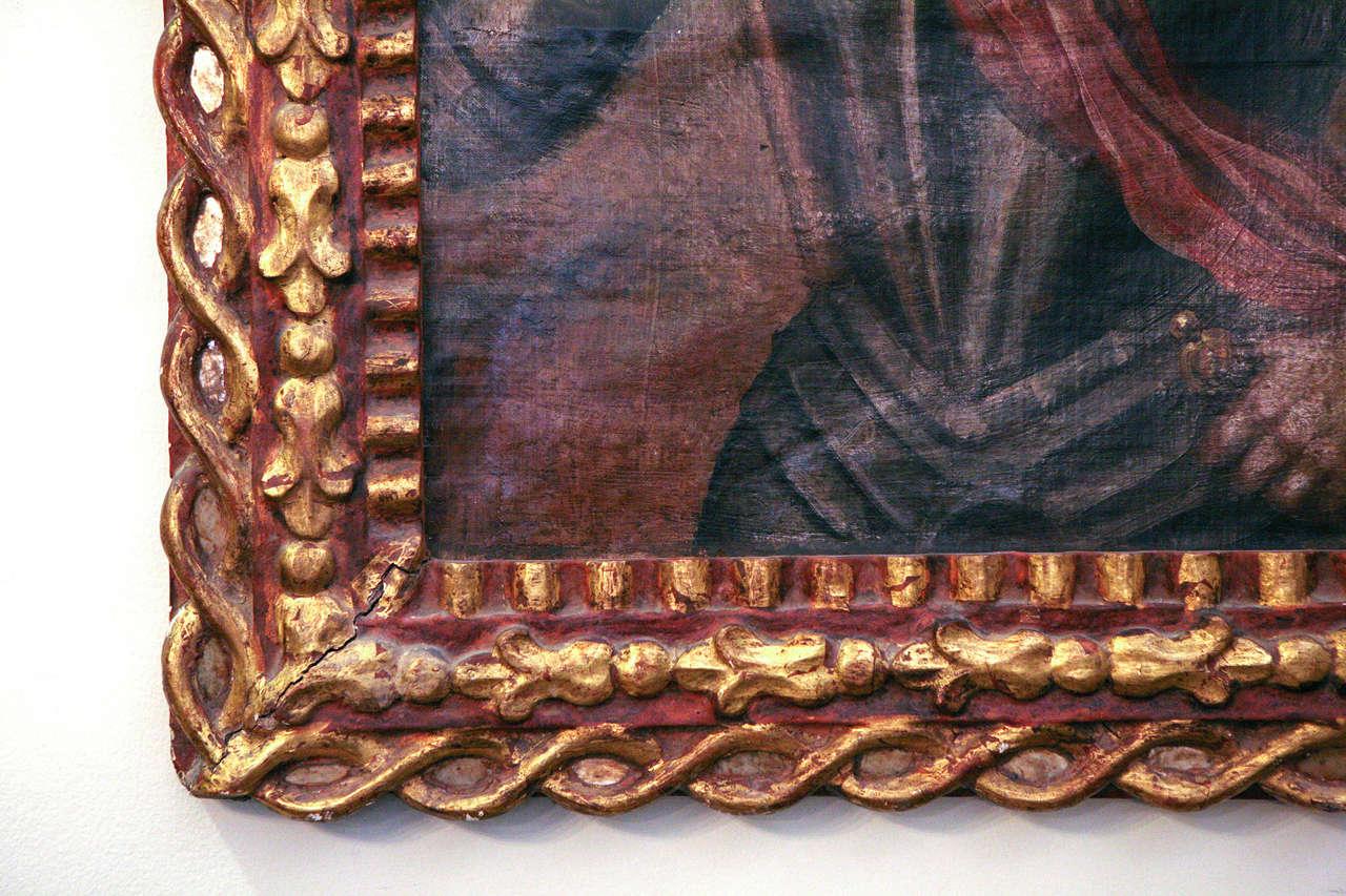 18th Century Peruvian Conquistador Painting image 3