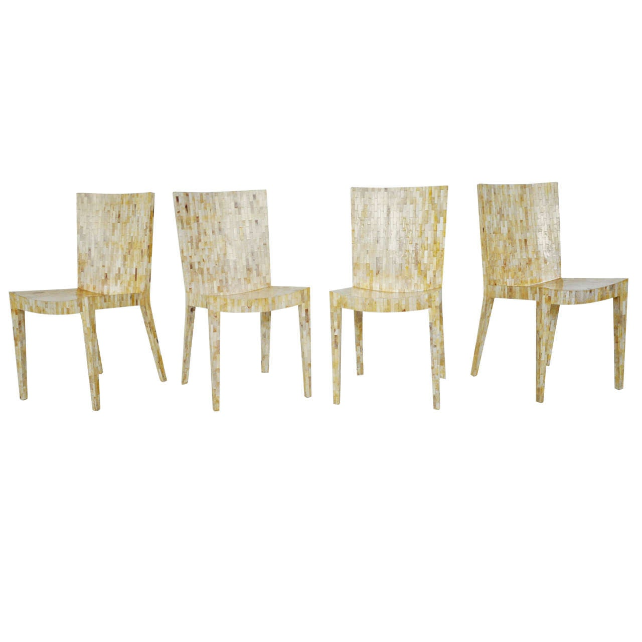 Karl Springer JMF Chairs 1