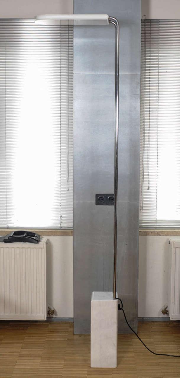 Mid-Century Modern Floor Lamp Gesto Terra by Bruno Gecchelin for Skipper For Sale