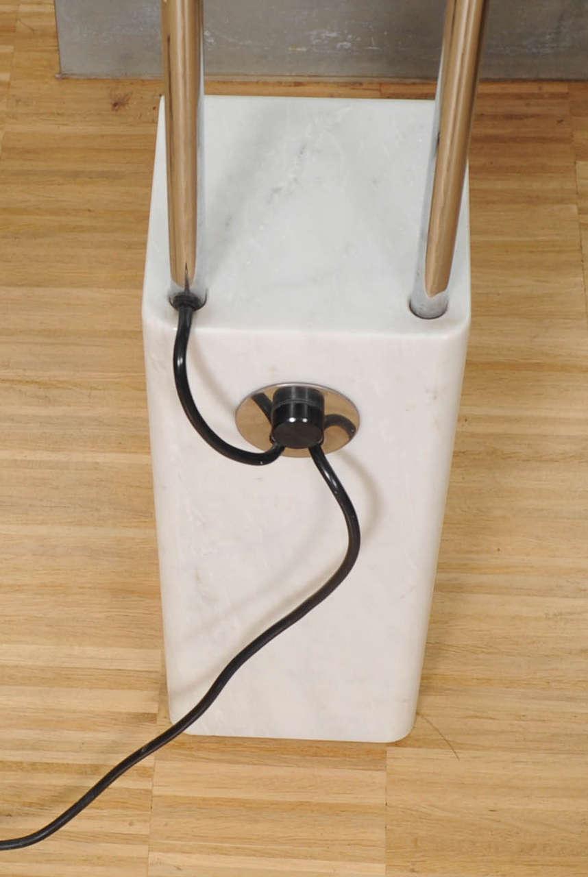 Floor Lamp Gesto Terra by Bruno Gecchelin for Skipper For Sale 1