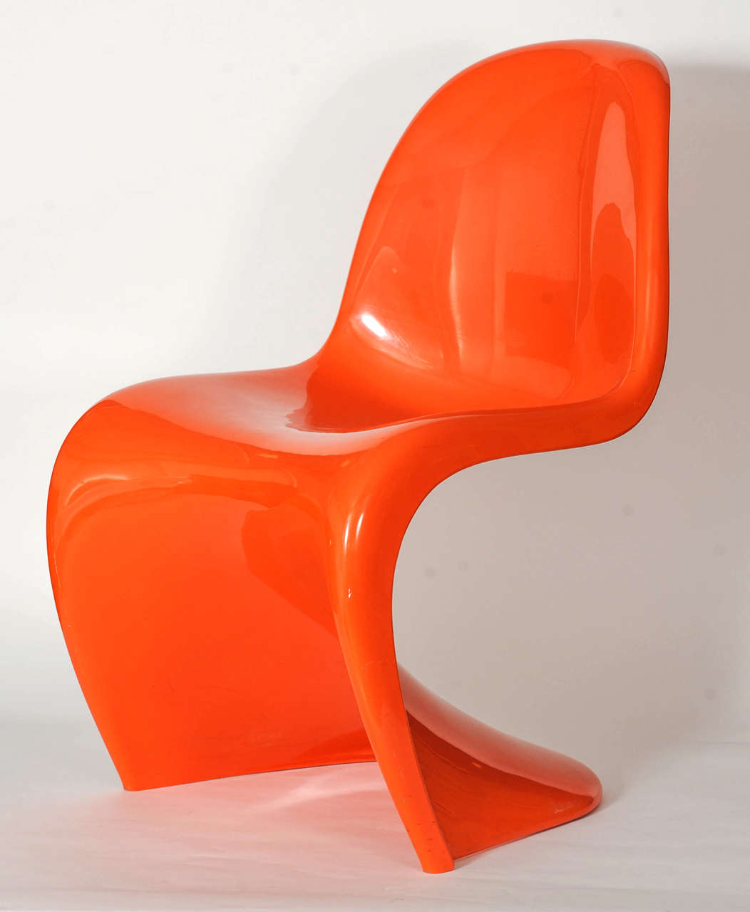 Panton Stuhl Original set of two original panton s chairs for sale at 1stdibs