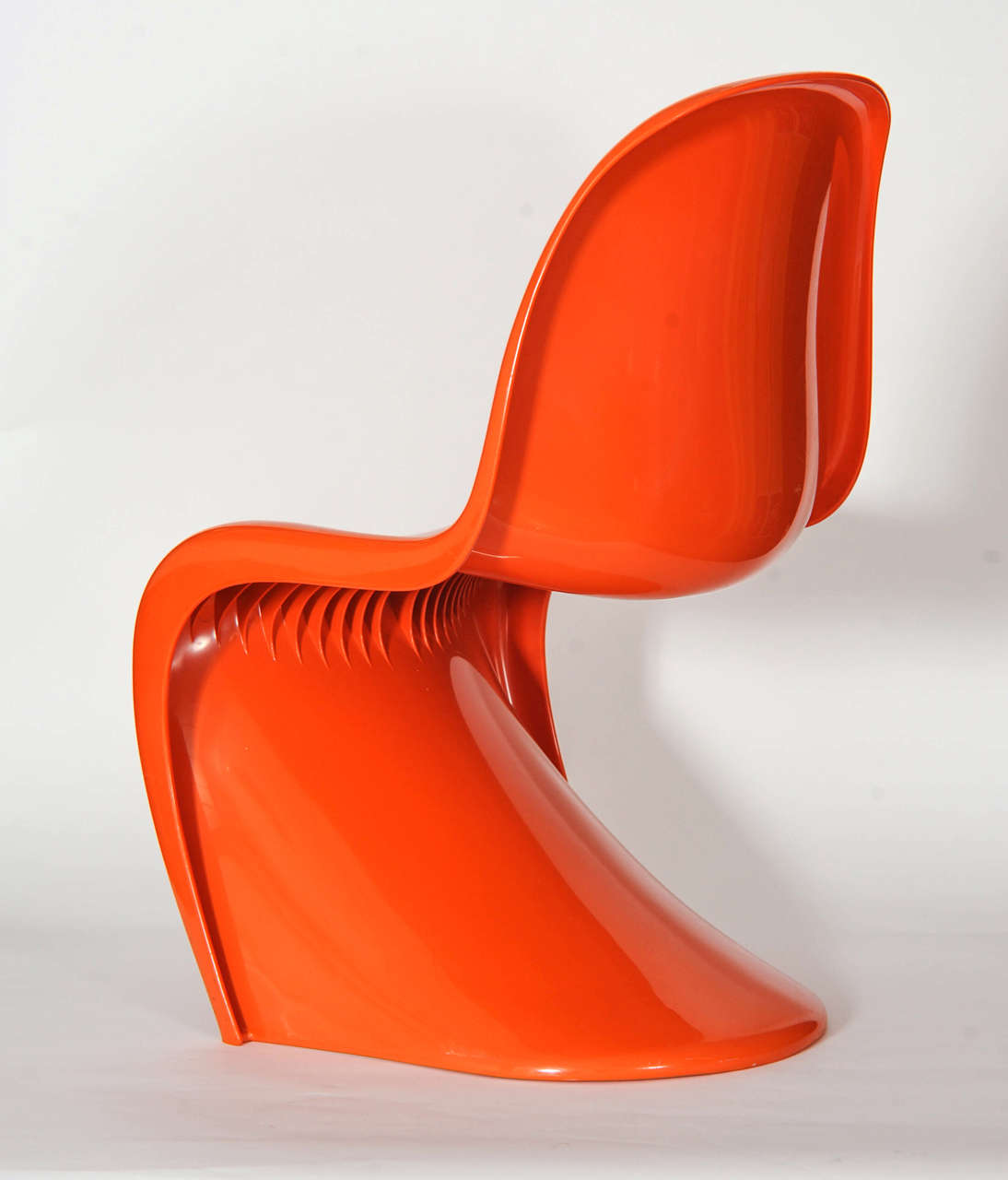 set of two original panton s chairs for sale at 1stdibs. Black Bedroom Furniture Sets. Home Design Ideas