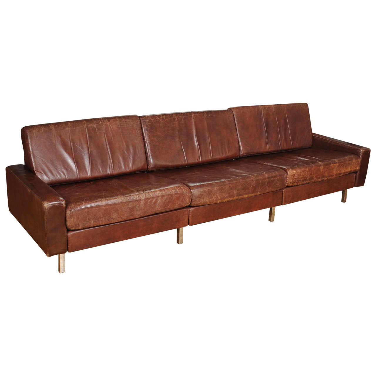 conseta couch by friedrich wilhelm moller for cor at 1stdibs. Black Bedroom Furniture Sets. Home Design Ideas