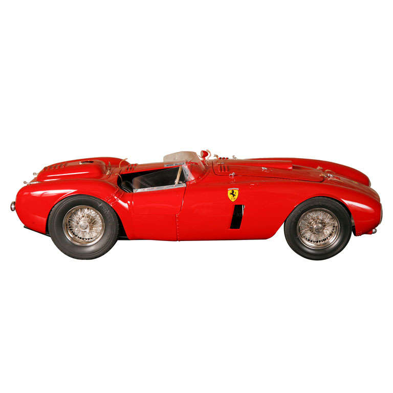 1 12 Scale Ferrari 375 Mm Mille Miglia By Jacques Catti
