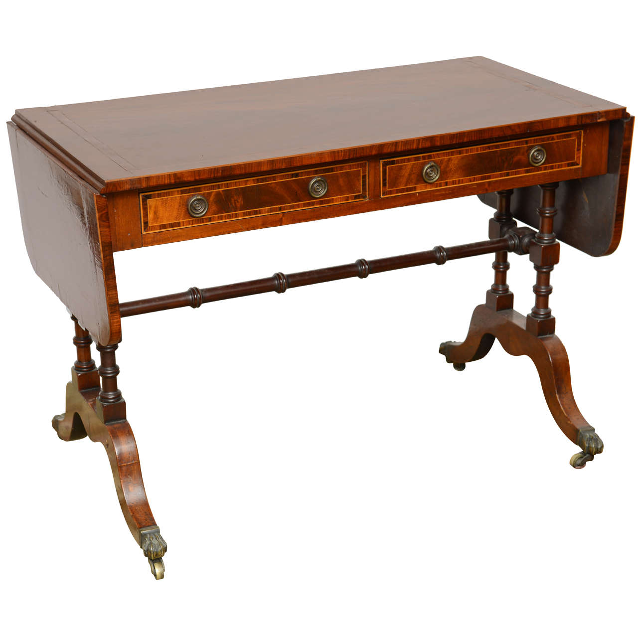 Antique sofa tables images frompo 1 for Sofa table vintage