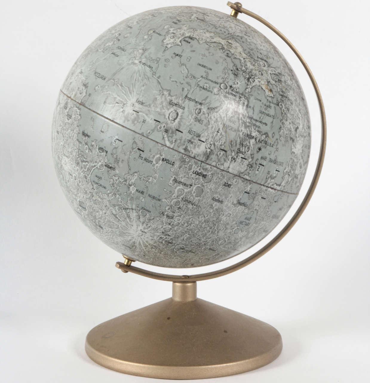 Moon Globe by Reploglobe 2