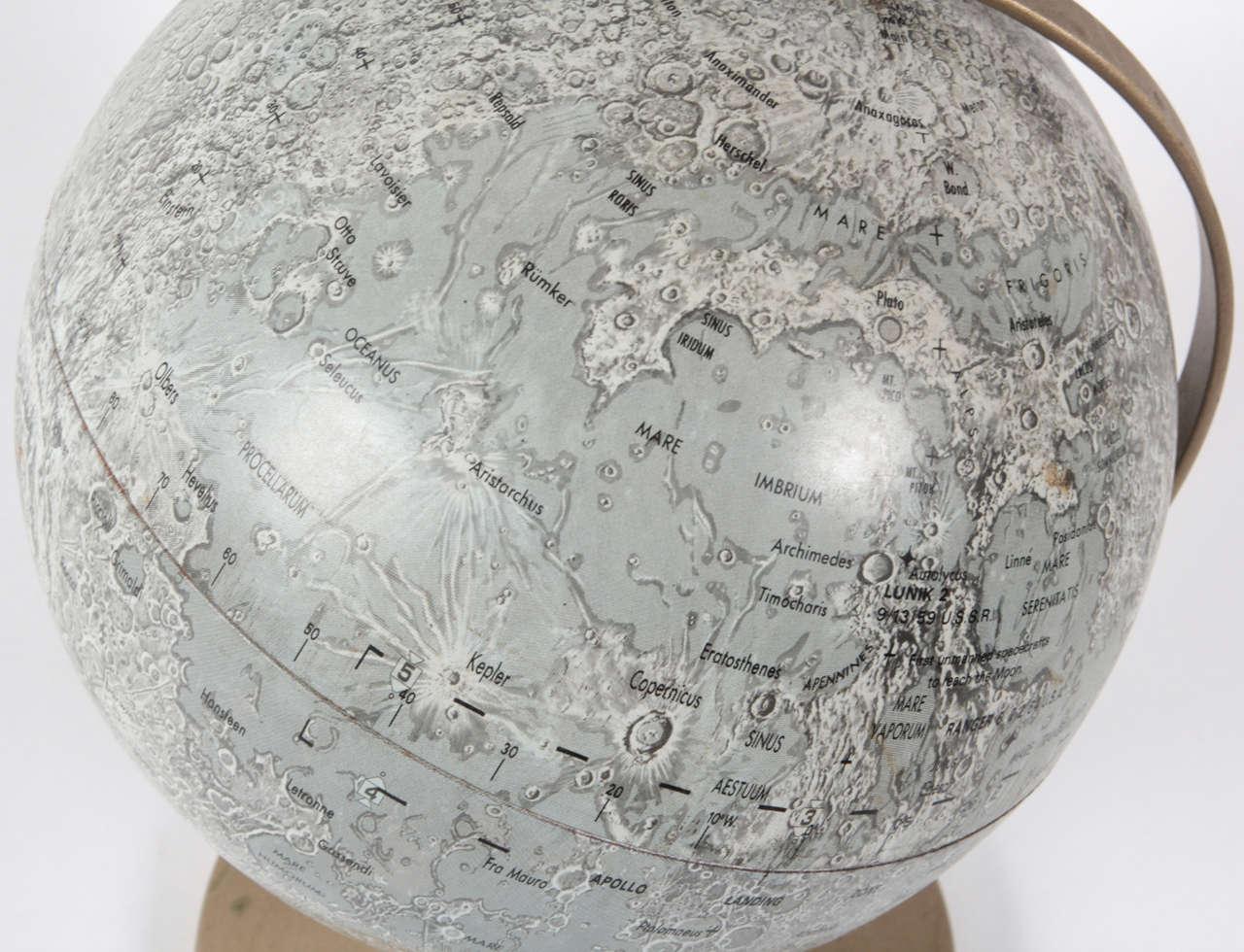 Moon Globe by Reploglobe 3