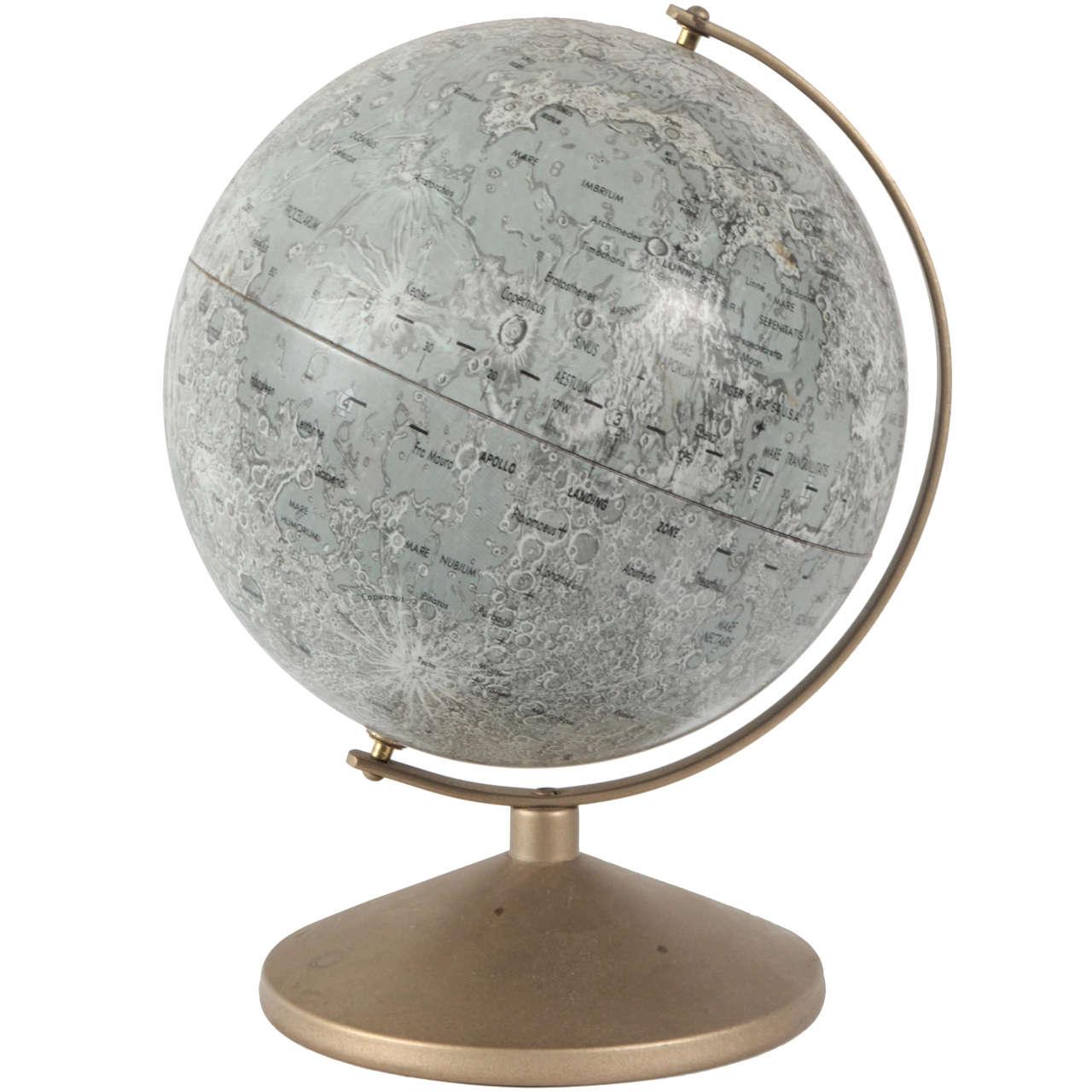 Moon Globe by Reploglobe 1