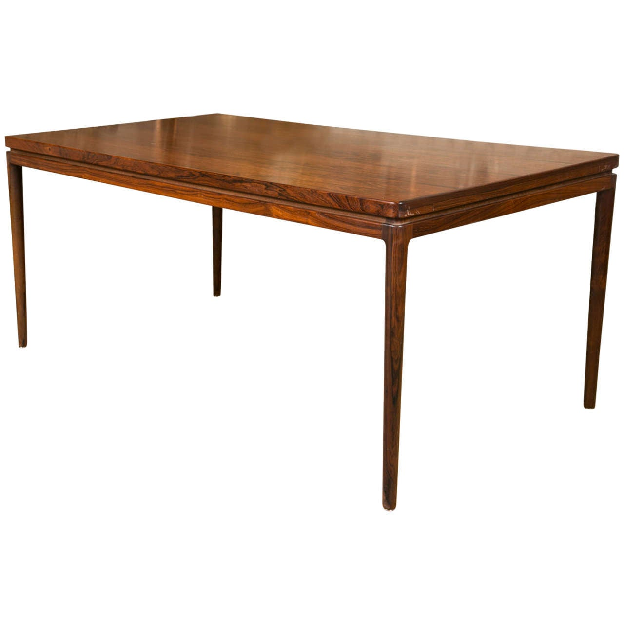 Mid Century Modern Danish Dining Table at 1stdibs : X from www.1stdibs.com size 1280 x 1280 jpeg 48kB