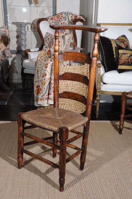 20th Century Prie Dieu (Prayer Chair)