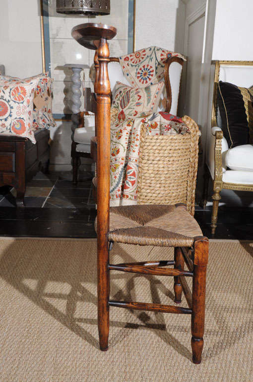 Prie Dieu Prayer Chair At 1stdibs
