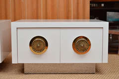 William Dailey Interiors Custom End Tables thumbnail 3