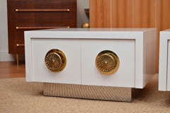 William Dailey Interiors Custom End Tables thumbnail 4