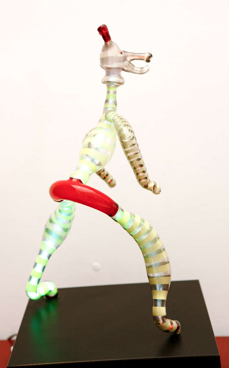 Neon Sculpture by David Svenson For Sale 2