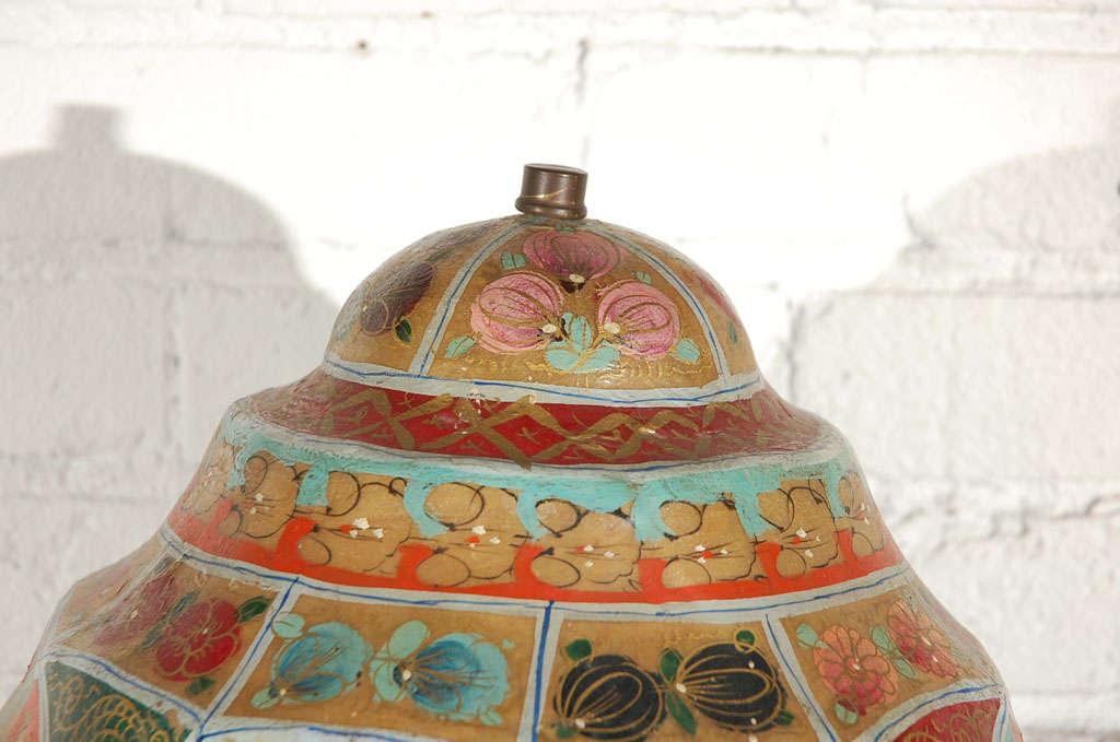 Camel Skin Lamp 4