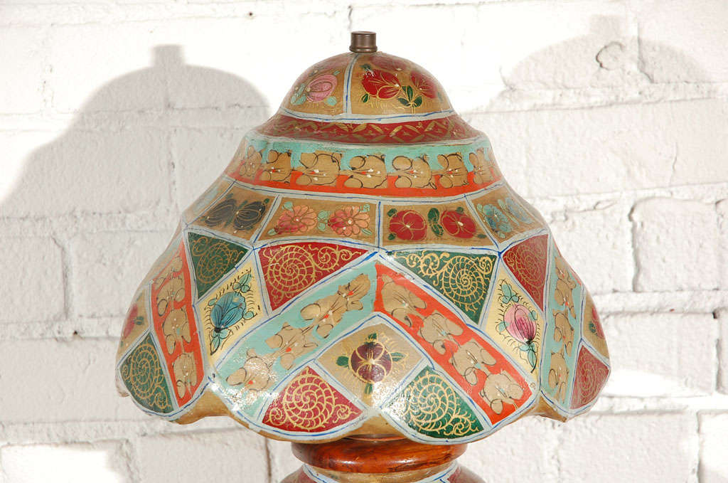 Camel Skin Lamp 5