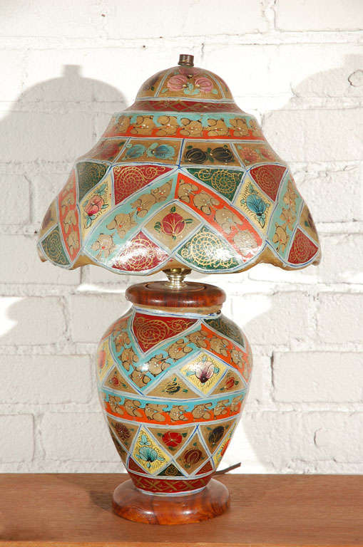 Camel Skin Lamp 2