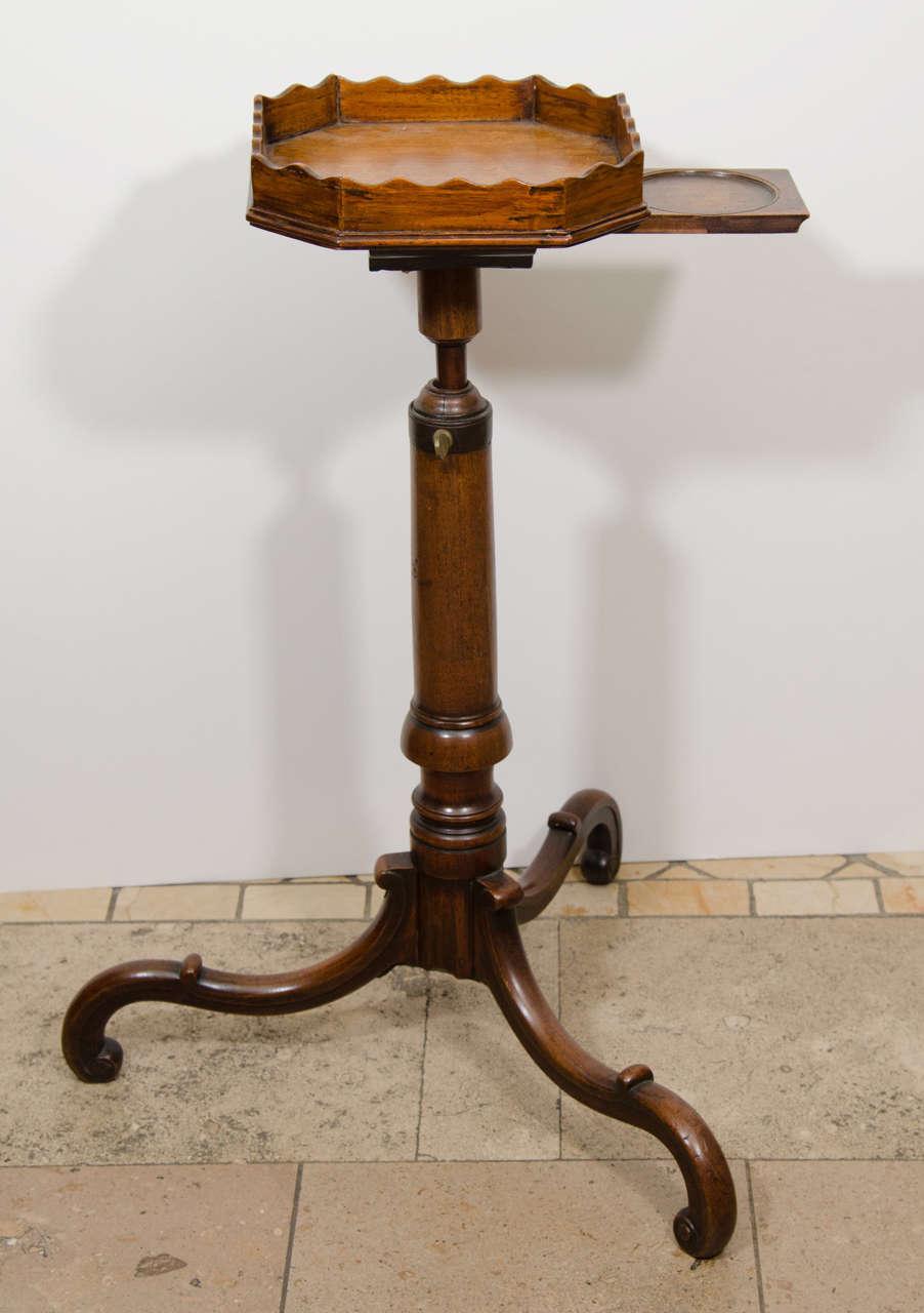 George III Adjustable Urn Stand 3