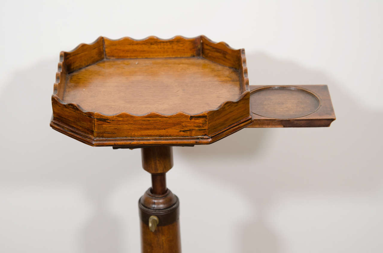 George III Adjustable Urn Stand 4