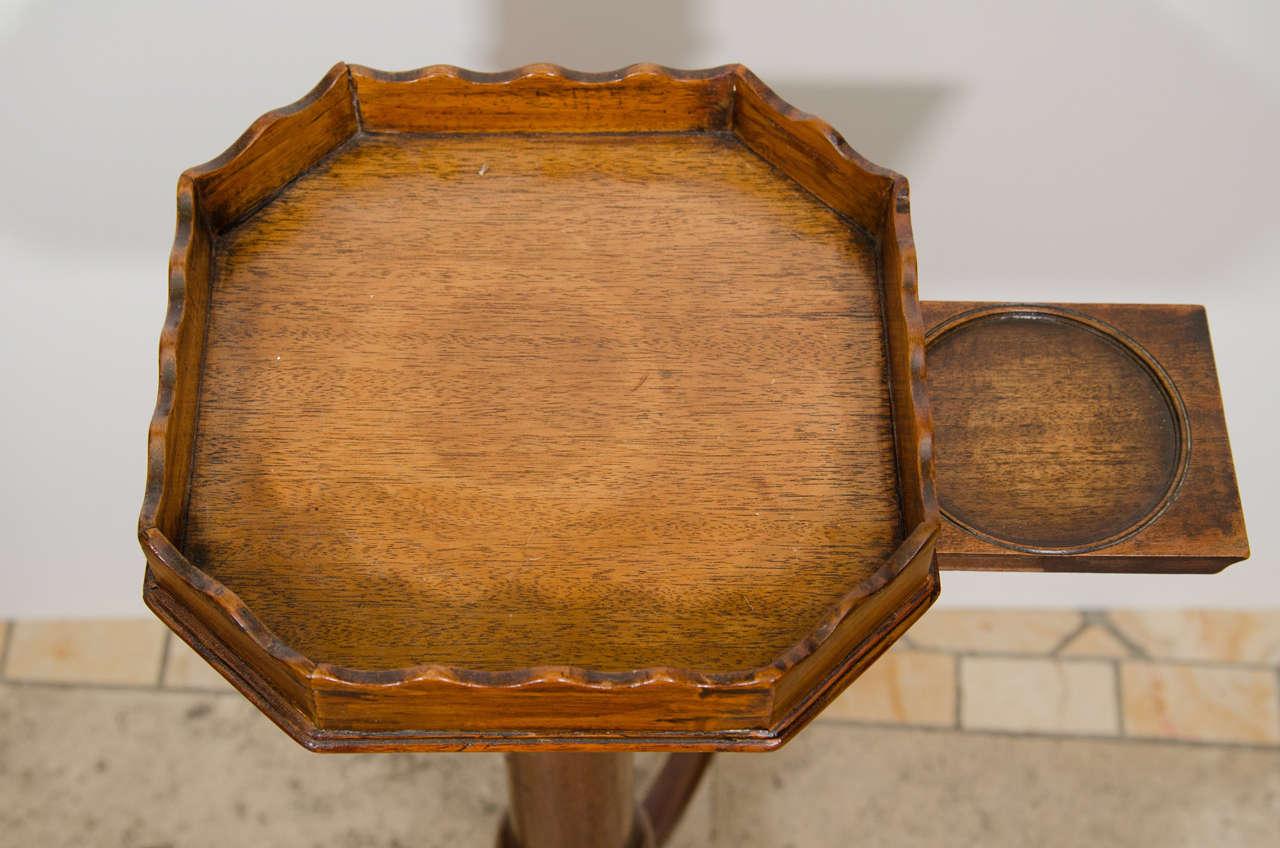 George III Adjustable Urn Stand 5
