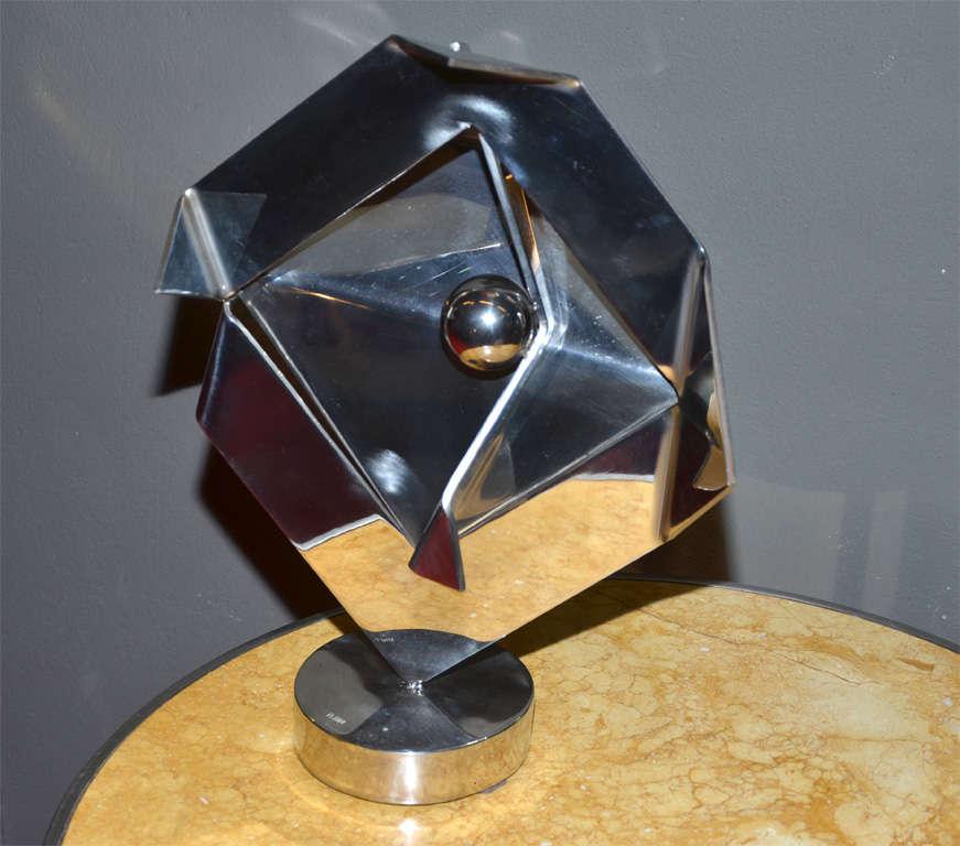 Sculpture, Signed by Rosette Bir For Sale 2