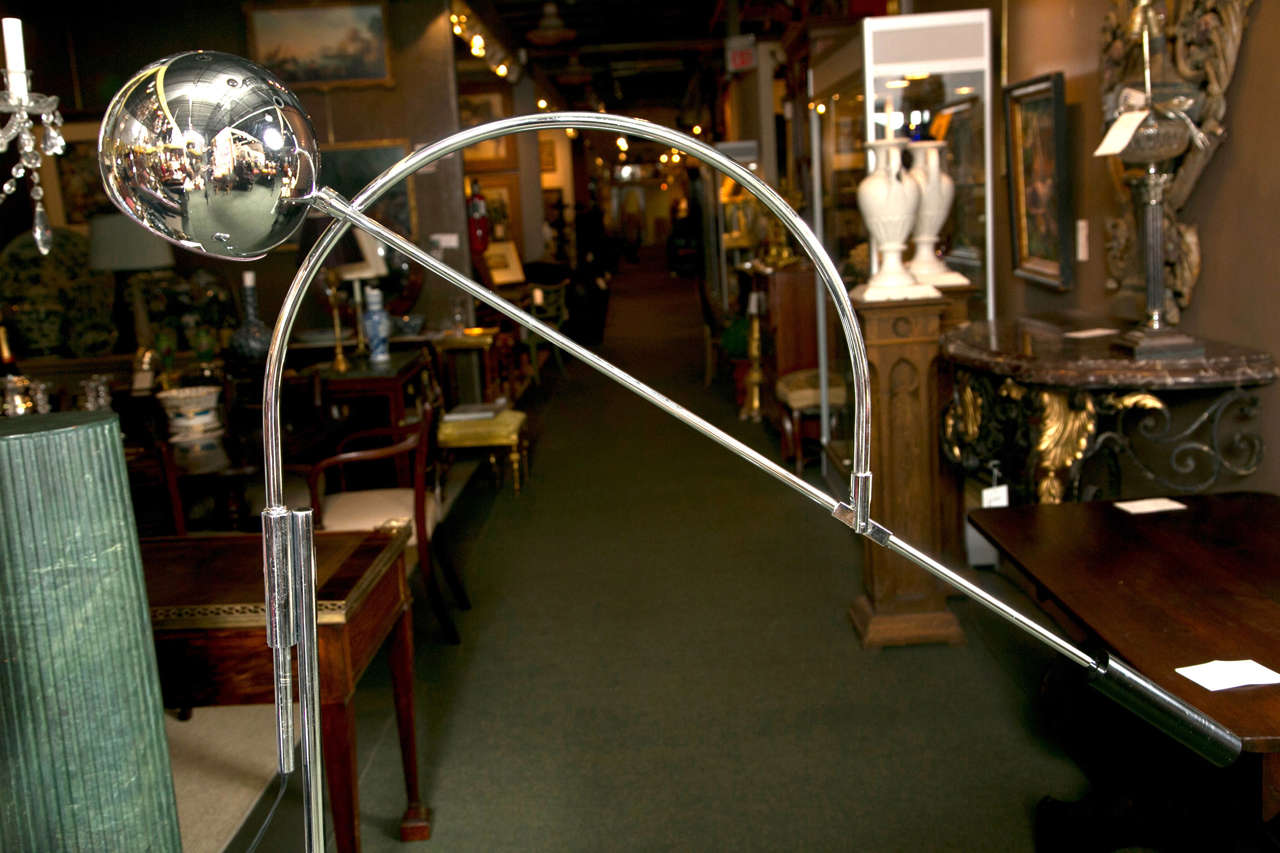 Robert Sonneman Floor Lamp For Sale 3