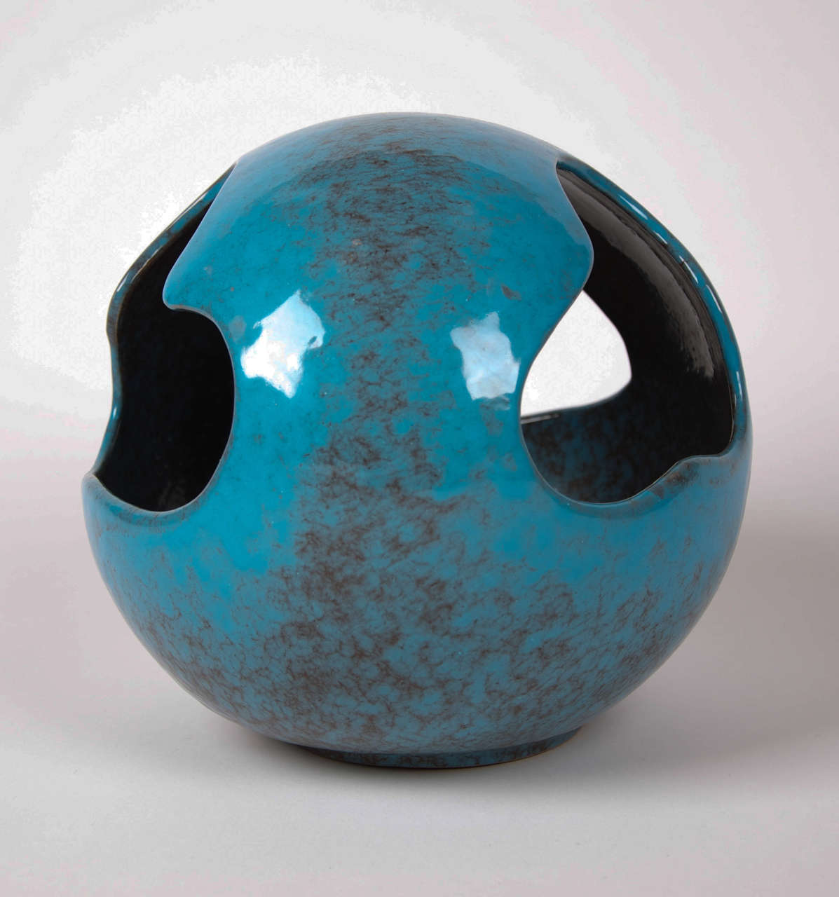1950 Italian pottery sculpture by Antonia Campi 2