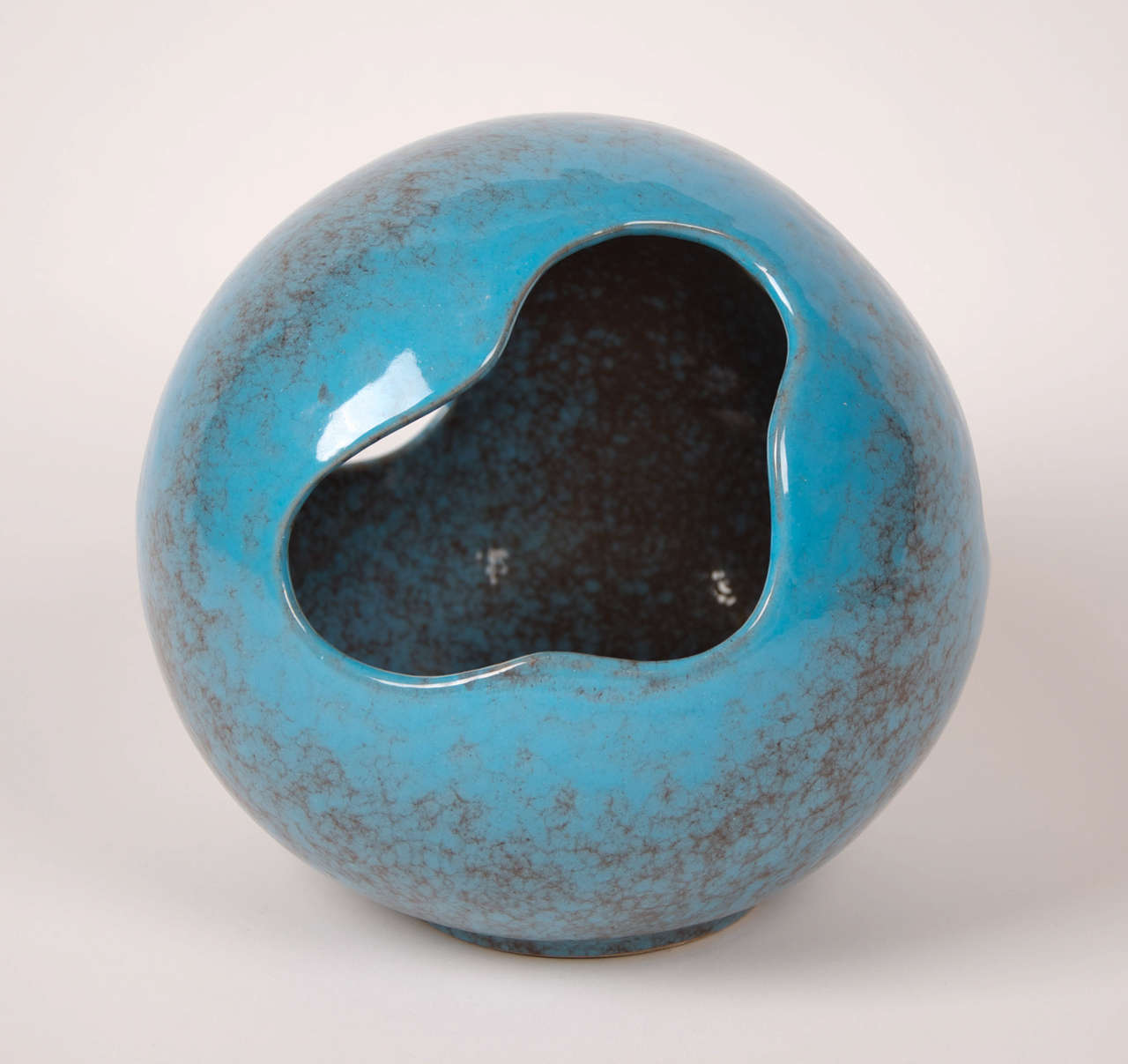 1950 Italian pottery sculpture by Antonia Campi 5