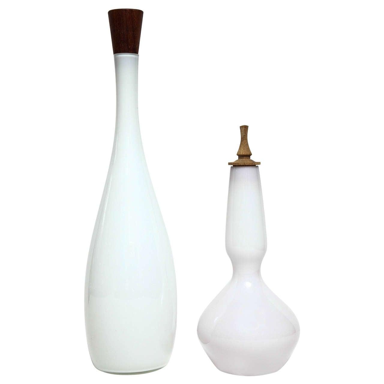Vase by Holmegaard, C 1960