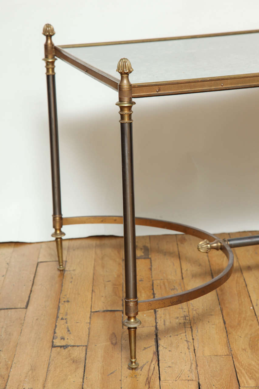 French Baguès Louis XVI Style Coffee Table In Good Condition For Sale In New York, NY
