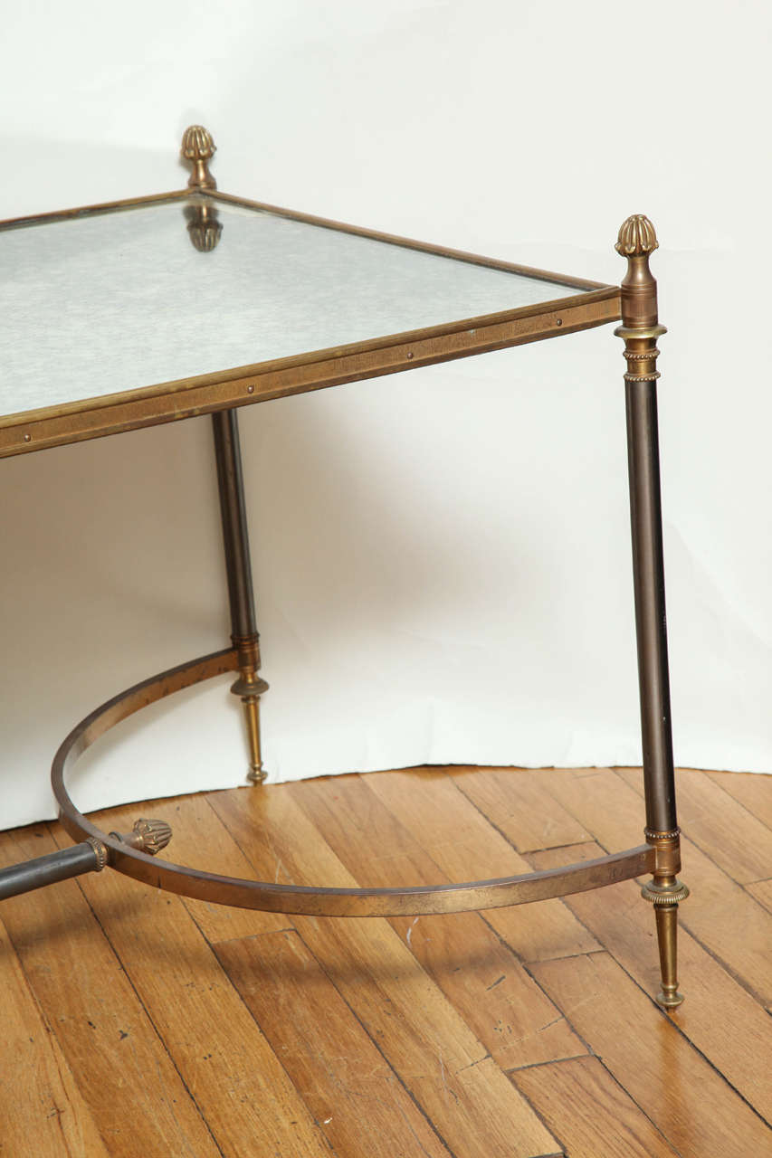 French Baguès Louis XVI Style Coffee Table For Sale 3