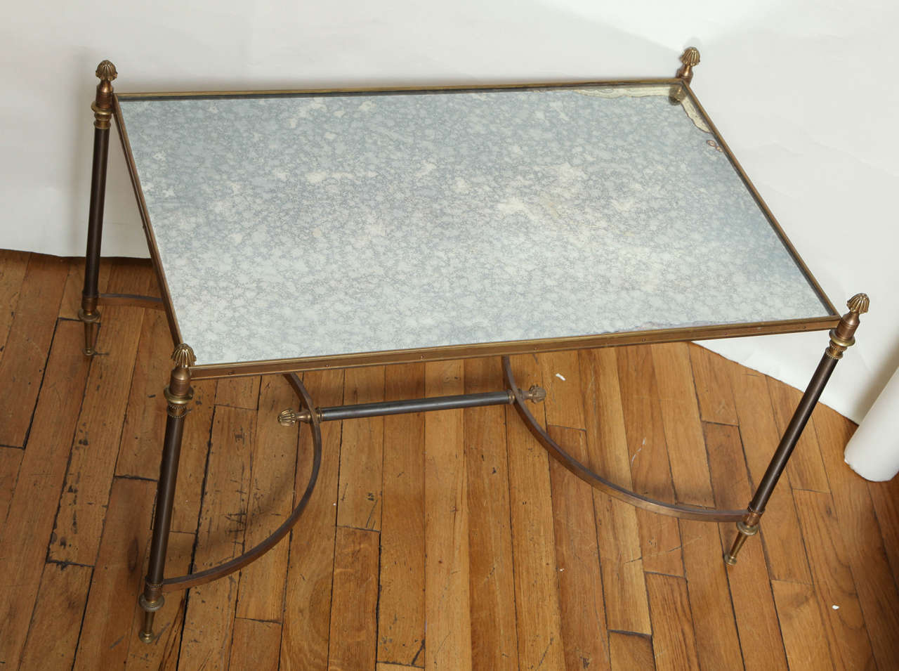French Baguès Louis XVI Style Coffee Table For Sale 4
