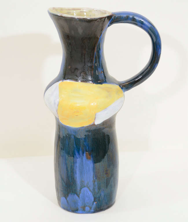 Ceramic Pitcher image 2