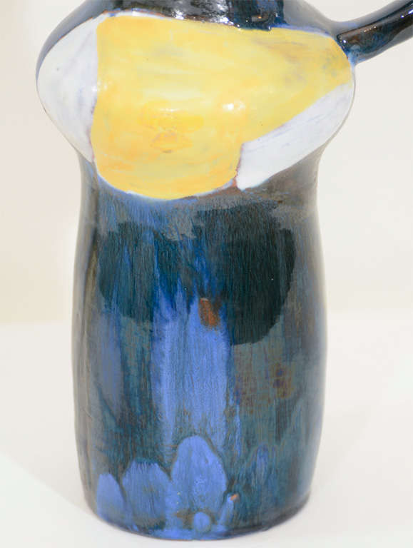 Ceramic Pitcher image 3