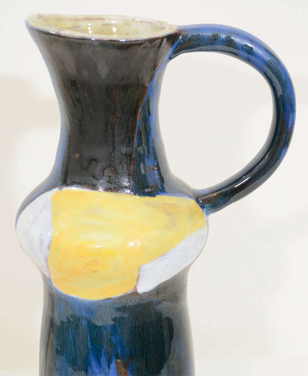 Ceramic Pitcher image 4