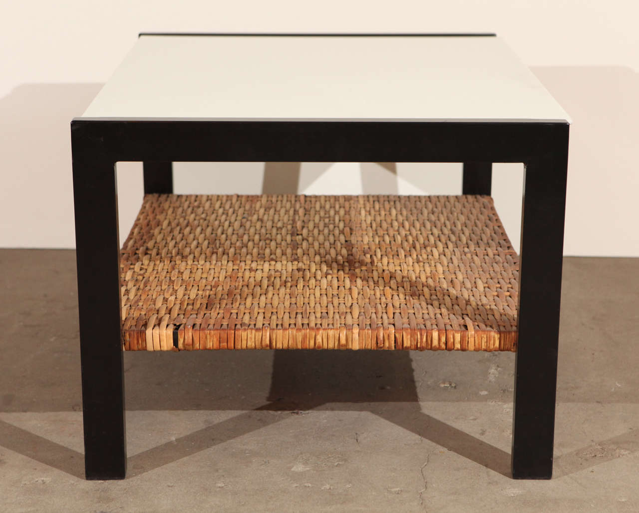 Van Keppel Green Side Table For Sale 1