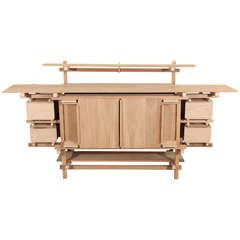 Gerrit Rietveld Plywood Sideboard