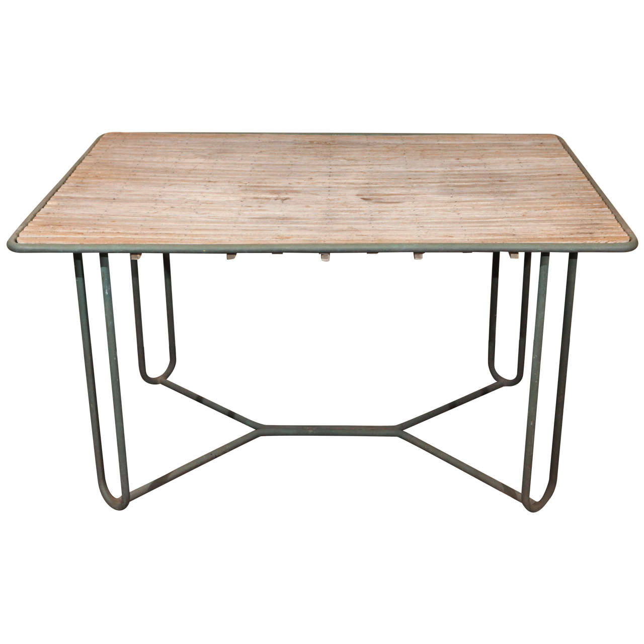Walter Lamb table, 1950s, offered by JF Chen
