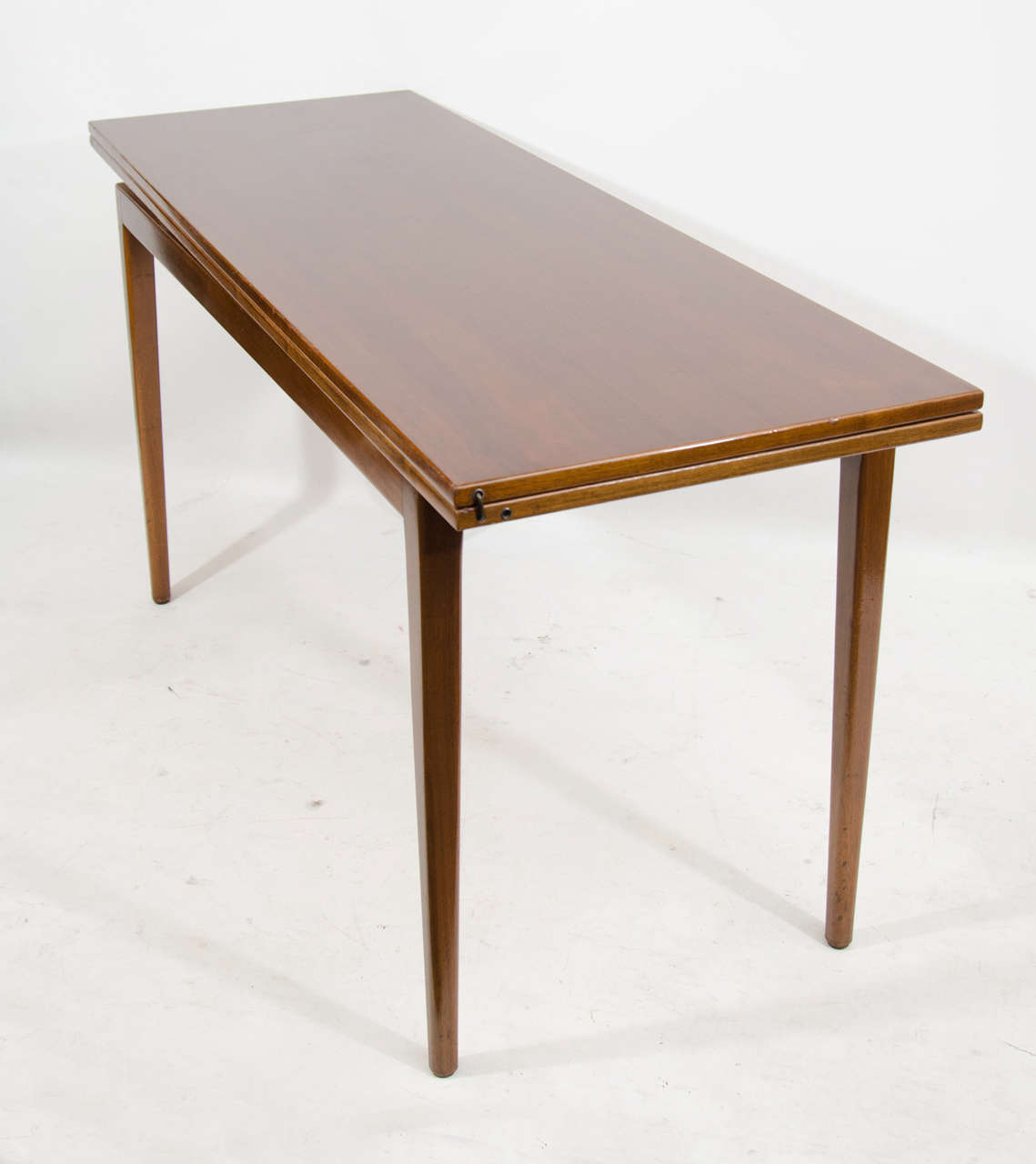 Jens Risom Convertible Dining Console Table At Stdibs - Convertible sofa table to dining table