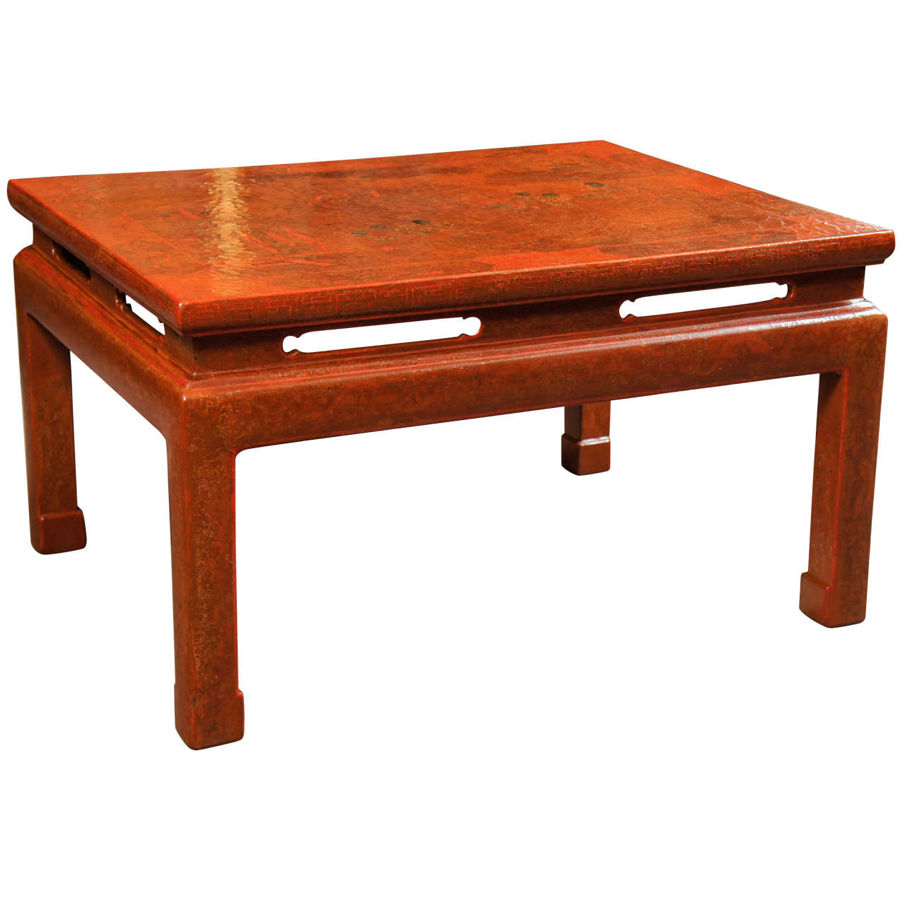 Chinese Cocktail Table At 1stdibs