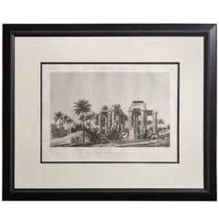 19th Century French Steel Engraving