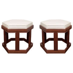 John Keal for Brown Saltman Stools