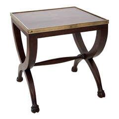 Occasional Table by T.H. Robsjohn-Gibbings for Baker