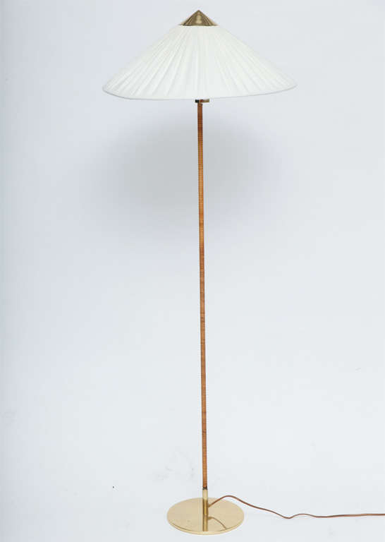 Paavo Tynel Cane Floor Lamps at 1stdibs