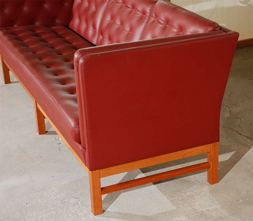 Mid-20th Century Sofa by Erik Jorgensen For Sale